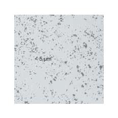 mikronizirani, manjši delci